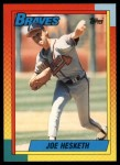 1990 Topps Traded #40 T Joe Hesketh  Front Thumbnail