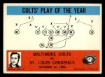 1965 Philadelphia #14   -  Don Shula Baltimore Colts Front Thumbnail