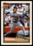 1991 Topps Traded #31 T Rich DeLucia  Front Thumbnail