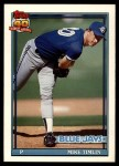 1991 Topps Traded #121 T Mike Timlin  Front Thumbnail