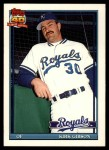 1991 Topps Traded #46 T Kirk Gibson  Front Thumbnail