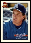 1991 Topps Traded #19 T Gary Carter  Front Thumbnail