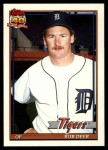 1991 Topps Traded #30 T Rob Deer  Front Thumbnail