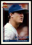 1991 Topps Traded #88 T Dean Palmer  Front Thumbnail