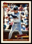 1991 Topps Traded #24 T Scott Coolbaugh  Front Thumbnail