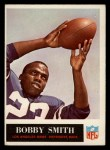 1965 Philadelphia #95  Bob Smith  Front Thumbnail