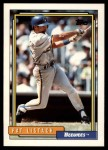 1992 Topps Traded #65 T Pat Listach  Front Thumbnail