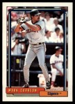 1992 Topps Traded #21 T Mark Carreon  Front Thumbnail