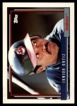 1992 Topps Traded #84 T Junior Ortiz  Front Thumbnail