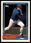 1992 Topps Traded #22 T Gary Carter  Front Thumbnail