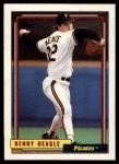 1992 Topps Traded #81 T Denny Neagle  Front Thumbnail