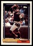 1992 Topps Traded #117 T Eddie Taubensee  Front Thumbnail