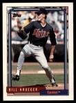 1992 Topps Traded #61 T Bill Krueger  Front Thumbnail