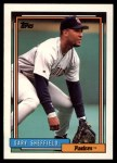 1992 Topps Traded #105 T Gary Sheffield  Front Thumbnail
