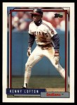 1992 Topps Traded #66 T Kenny Lofton  Front Thumbnail