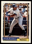 1992 Topps Traded #74 T Kevin Mitchell  Front Thumbnail