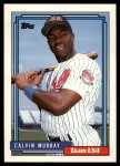 1992 Topps Traded #78 T  -  Calvin Murray Team USA Front Thumbnail