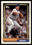 1992 Topps Traded #95 T Bruce Ruffin  Front Thumbnail