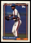 1992 Topps Traded #90 T Willie Randolph  Front Thumbnail