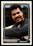 1992 Topps Traded #9 T George Bell  Front Thumbnail