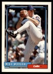1992 Topps Traded #76 T Mike Morgan  Front Thumbnail
