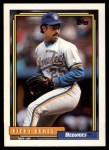 1992 Topps Traded #13 T Ricky Bones  Front Thumbnail