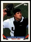 1993 Topps Traded #101 T  -  Darren Grass Team USA Front Thumbnail