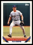 1993 Topps Traded #78 T Jon Shave  Front Thumbnail