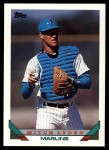 1993 Topps Traded #61 T Mitch Lyden  Front Thumbnail