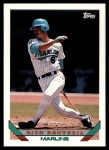 1993 Topps Traded #2 T Rich Renteria  Front Thumbnail