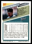 1993 Topps Traded #35 T Greg Briley  Back Thumbnail