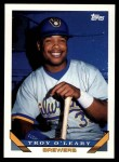 1993 Topps Traded #59 T Troy O'Leary  Front Thumbnail