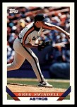 1993 Topps Traded #32 T Greg Swindell  Front Thumbnail