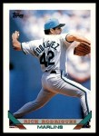 1993 Topps Traded #71 T Rich Rodriguez  Front Thumbnail