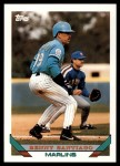 1993 Topps Traded #44 T Benny Santiago  Front Thumbnail
