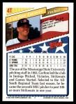 1993 Topps Traded #4 T  -  Carlton Loewer Team USA Back Thumbnail