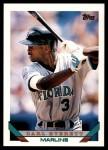 1993 Topps Traded #74 T Carl Everett  Front Thumbnail