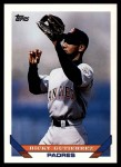 1993 Topps Traded #21 T Ricky Gutierrez  Front Thumbnail