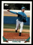 1993 Topps Traded #56 T Matt Turner  Front Thumbnail