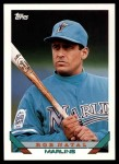 1993 Topps Traded #108 T Rob Natal  Front Thumbnail