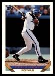 1993 Topps Traded #66 T Felix Jose  Front Thumbnail