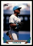 1993 Topps Traded #51 T Gary Sheffield  Front Thumbnail