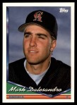 1994 Topps Traded #34 T Mark Dalesandro  Front Thumbnail