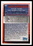 1994 Topps Traded #95 T Dustin Hermanson  Back Thumbnail