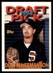 1994 Topps Traded #95 T Dustin Hermanson  Front Thumbnail
