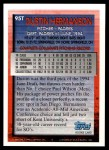 1994 Topps Traded #95 T Dustin Hermanson  Back Thumbnail