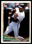 1994 Topps Traded #52 T Dwight Smith  Front Thumbnail