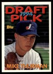 1994 Topps Traded #74 T Mike Thurman  Front Thumbnail