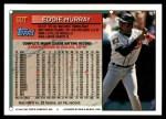 1994 Topps Traded #60 T Eddie Murray  Back Thumbnail
