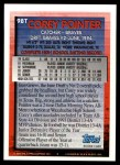 1994 Topps Traded #98 T Corey Pointer  Back Thumbnail